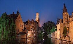 Kurzaufenthalt in Belgien