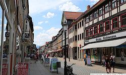 Harz Wenigerode Breite Straße