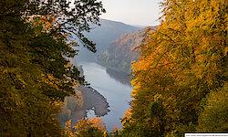 Donau Landschaft 2