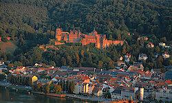 Radreise Rundfahrt Rhein-Neckar