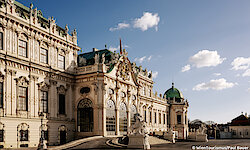 Wien Oberes Belvedere 1