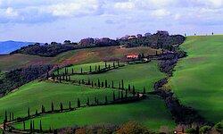 Höhepunkte der Toskana