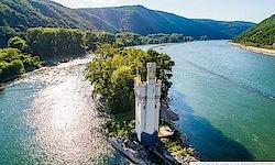Bingen am Rhein Mäuseturm