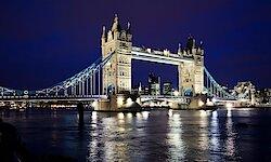 Stippvisite in die Weltstadt London