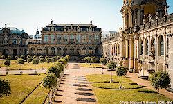 Dresden und Sachsen