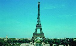Weltstadt an der Seine