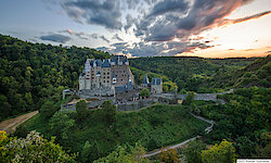 Eifel Burg Eltz