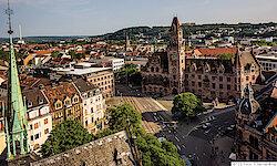 Ein Wochenende in Saarbrücken