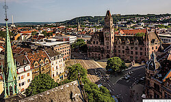 Saarbrücken Rathaus