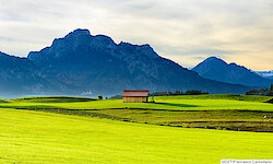 Allgäu Füssen Deutsche Alpenstrasse