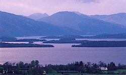 Die schöne Hauptstadt Schottlands