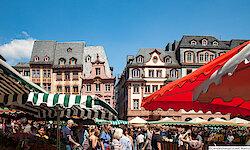 Mainz Marktplatz
