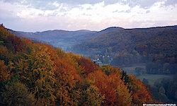 Fränkische Schweiz Landschaft 2