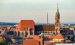 Nürnberg Altstadtpanorama
