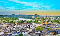Bonn Stadtansicht