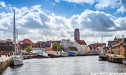 Ostseeküste Wismar Alter hafen