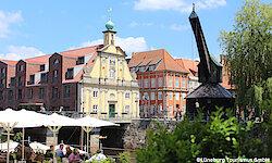 Lüneburg Drehkran