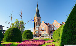 Papenburg St. Antonius Kirche