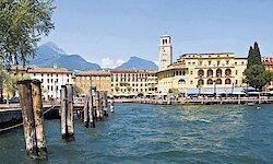 Kurzaufenthalt am größten See Italiens
