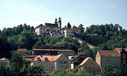 Radreise von Regensburg nach Passau