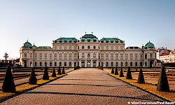 Wien Oberes Belvedere 2